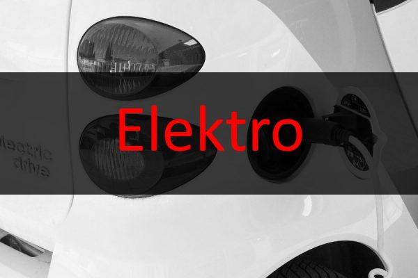 Ladestationen für Elektroautos