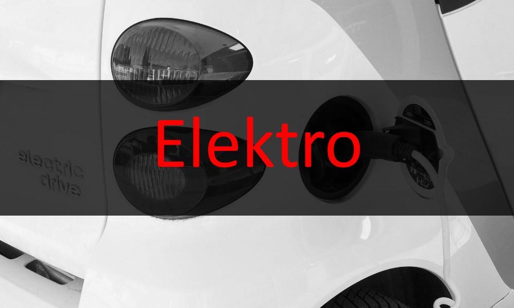 Top 10 Elektroautos