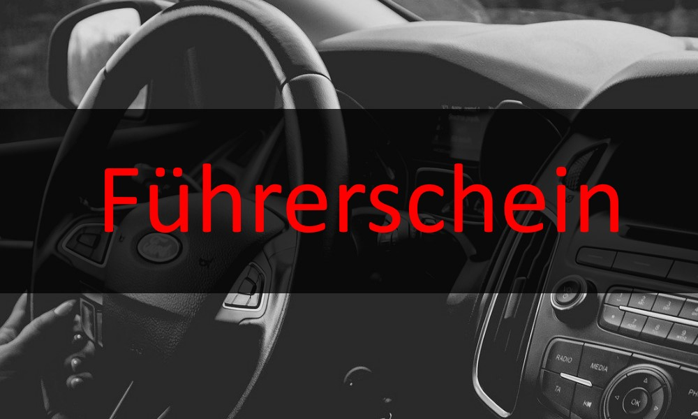 Führerschein mit neuen Beschränkungen für Fahranfänger